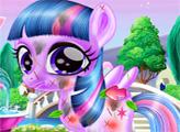 Игра Волшебный пони