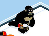 Игра Monkey Curling Championship 1986