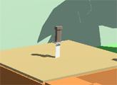 Игра Бросай нож