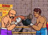 Игра Бокс - большой удар