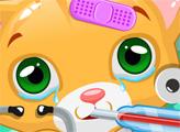 Игра Доктор маленьких котят