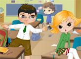 Игра Школьная мода