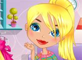 Игра Маленькая милая девочка