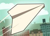 Игра Бумажный полет