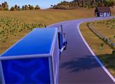Игра Симулятор водителя грузовика