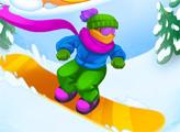 Игра Герой сноуборда