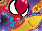 Игра Полет Человека паука