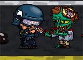 Игра Сват против Зомби