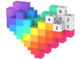Игра Пиксель Арт 3Д