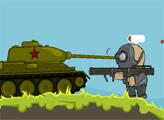 Игра Русский танк против Гитлера