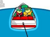 Игра Bart's Watersports Adventure