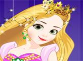 Игра Красивые длинные волосы