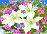 Игра Сказочные цветы