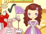 Игра Гардероб Принцессы