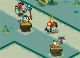 Игра Защита короля птиц