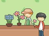 Игра Красивый цветочный магазин