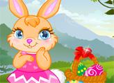 Игра Милая крольчиха