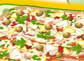 Игра Квадратная пицца