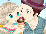 Игра Любители мороженого
