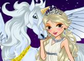 Игра Единорог в лунном свете
