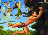 Игра Hidden Number Tarzan
