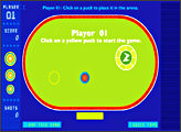 Игра A game of collisions and decisions