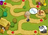 Игра Детский зоопарк Панда