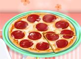 Игра Пицца Пепперони