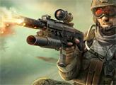 Игра Снайпер стрелок: Боевое выживание