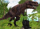 Игра Охотник на динозавров