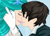 Игра Поцелуй под водой