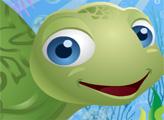 Игра Симпатичная черепаха