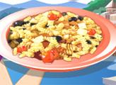 Игра Итальянский салат с пастой