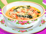 Игра Итальянский свадебный суп