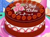 Игра Шоколадный торт