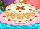 Игра Сливочный торт