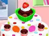 Игра Конфетный торт