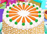Игра Морковный торт