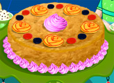Игра Печем яблочный пирог
