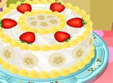 Игра Банановый торт