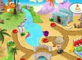 Игра Детский зоопарк юрского периода