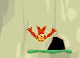 Игра Monkey Cliff Diving