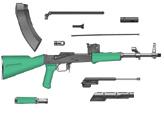 Игра Собрать АК-74