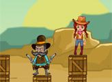 Игра Подвиги ковбоя