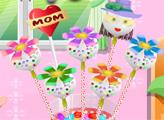 Игра Кейк-попсы для мамы