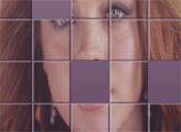 Игра Плиточный пазл: Линдси Лохан