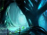 Игра Фантастический лес: Поиск предметов