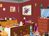 Игра Спальня: Поиск предметов