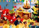 Игра Рождественское веселье: Поиск предметов