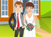 Игра Свадебный поцелуй